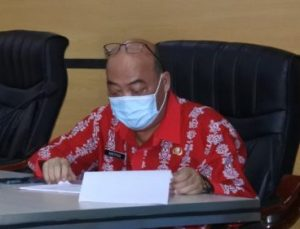 Kepala BAPPEDA Kabupaten Sintang