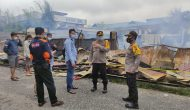 Permalink ke Kapolres Sintang Tinjai Lokasi Kebakaran
