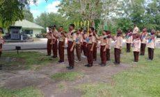 Permalink ke Personil Denzibang 1/Stg Ajarkan latihan Pionerring Kepada Anggota Pramuka SMK Muhammadiyah Sintang