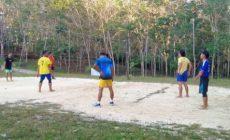 Permalink ke Anggota Denzibang 1/Sintang Ramaikan Lapangan Bola Volly