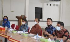 Permalink ke Bahas Cara Buka Lahan, Ketua DPRD Sintang