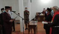Permalink ke Setelah Dilantik, Paulus Resmi Gantikan Usman A. Rasyid Sebagai Anggota DPRD KKR