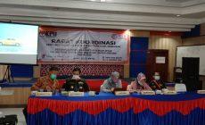 Permalink ke Cocokan Data Pemilih Sementara Hasil Perbaikan, KPU Sintang Gelar Rakor Dengan PPS